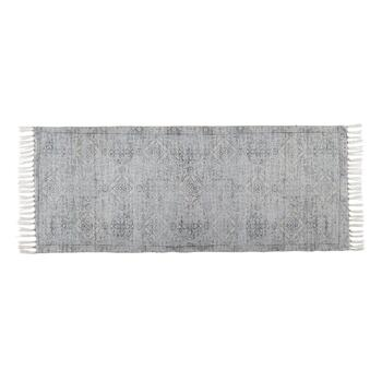 "The Grainhouse™ 27""x45"" White Chenille Area Rug view 2"