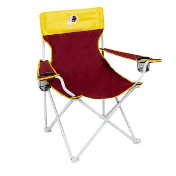 NFL Washington Redskins Folding Big Boy Chair