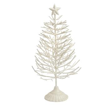 "17"" Metal Wire Christmas Tree Decor"
