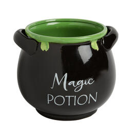 """Magic Potion"" Decorative Halloween Cauldron"