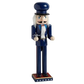 "15"" Air Force Soldier Nutcracker"