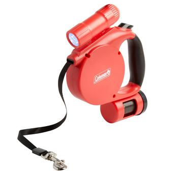 Coleman® Red 3-in-1 Pet Leash