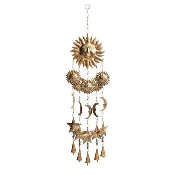"33"" Sun, Moon and Stars Wind Chime view 1"