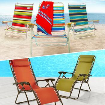 Beach Chairs Antigravity