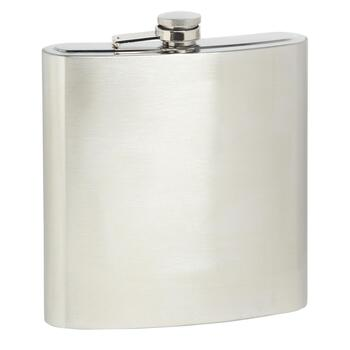 40-oz. Stainless Steel Flask