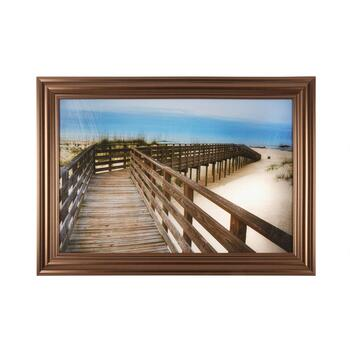 "30""x42"" Large Pier Photograph Wall Art"