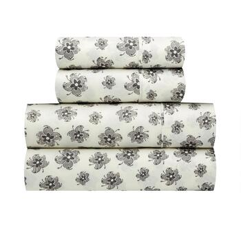 Traditions by Waverly® Asian Myth Microfiber Sheet Set