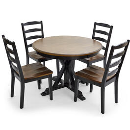 5-Piece Round Dining Set view 1