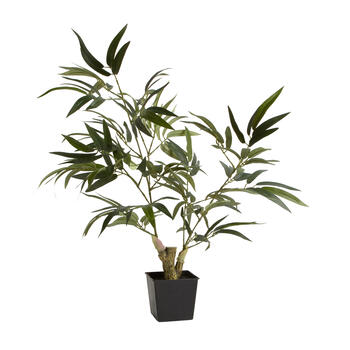 "27"" Artificial Bamboo Plant in Pot view 1"
