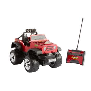 Radio Control Off-Road Safari Jeep