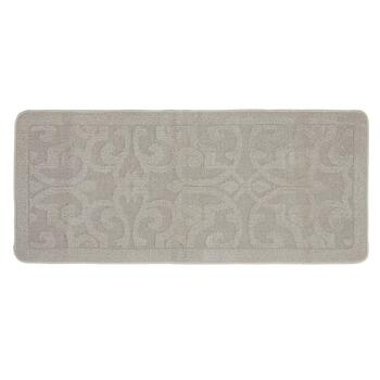 Gray Ivy Textured Accent Rug