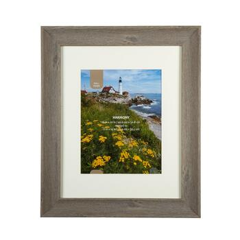 Coastal Scoop Matted Picture Frame