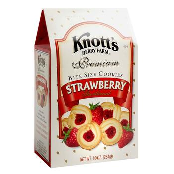 Knott S Berry Farm Strawberry Shortbread Cookies Christmas Tree Shops And That Home Decor Furniture Gifts Store