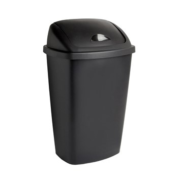 Sterilitereg 13 Gallon Swinging Top Garbage Can
