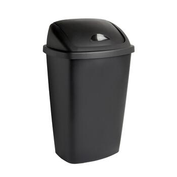 Sterilite® 13-Gallon Swinging Top Garbage Can
