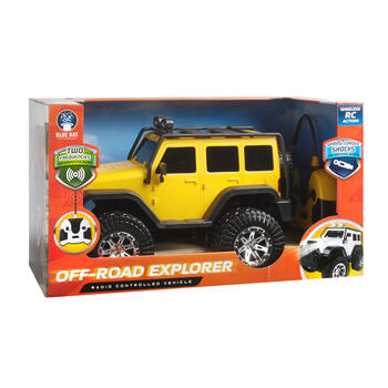 Remote Control Off-Road Explorer Car view 2