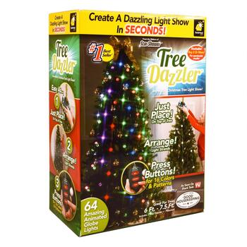 As Seen on TV Tree Dazzler™ view 2 view 3