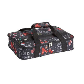 """Baby It's Cold Outside"" Insulated Casserole Carrier"