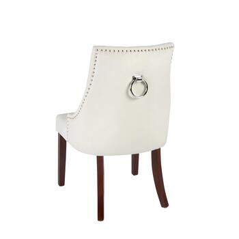 Velvet Tabetha Ring Accent Chairs, Set of 2 view 2