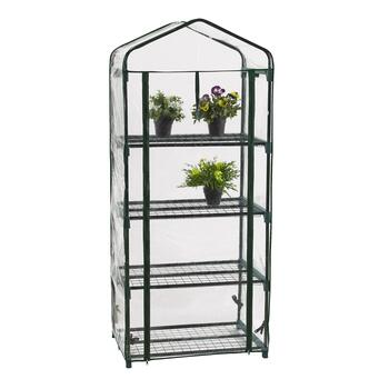 4-Tier Tower Greenhouse