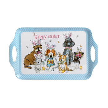 2ct Est Dogs Tray view 2