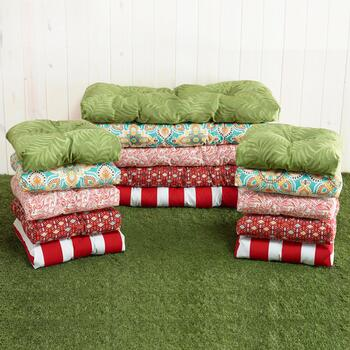 3-Pc. Outdoor Cushion Sets