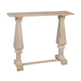 The Grainhouse™ Trestle Console Table view 1