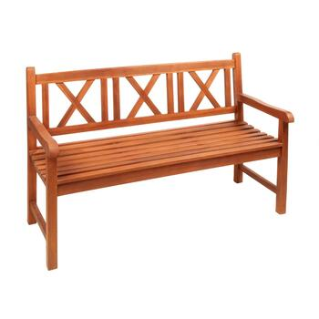 "59"" x 25.5"" x 36.25"" Brittany Teak Wood Bench"