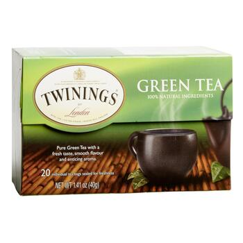 Twinings® Green Tea, 6 Boxes