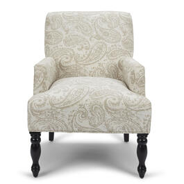 Petal and Stone™ Tan Upholstered Accent Chair view 1