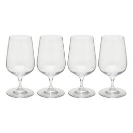 9-oz. European Water Goblet Glasses, Set of 4