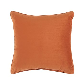 Solid Pleats Square Throw Pillow view 2