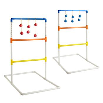 Indoor/Outdoor Ladder Ball Toss Game Set view 2