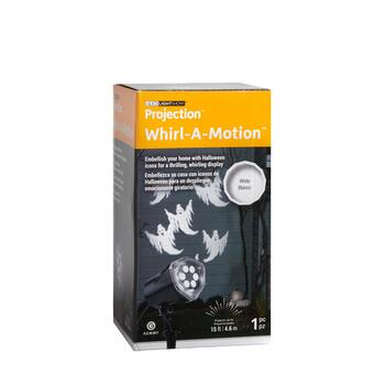 Whirl-A-Motion™ Ghost Lightshow Projection