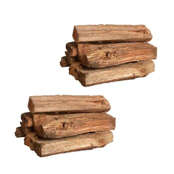 Enviro-Log® Premium Firewood Bundles, Set of 2
