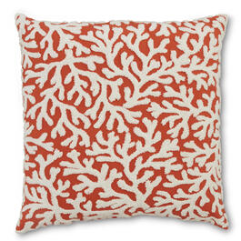 "Coral 20"" x 20"" Throw Pillow view 1"