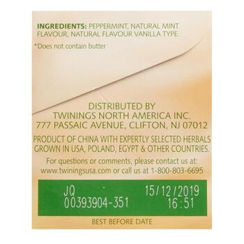 Twinings® Buttermint™ Herbal Tea, 6 Boxes view 2