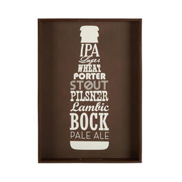 "16""x22"" Beer Types Box Wall Decor view 1"