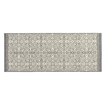 Mohawk Home Dark Gray Patterned Diamonds Accent Rug view 2