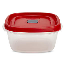 Rubbermaid® EZ Find Lids 5 Cup Plastic Food Storage Container view 1