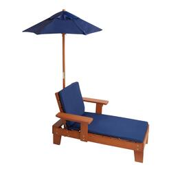 Kids Lounge Chair with Umbrella