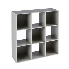 "35.75"" 9-Cubby Back Storage Cabinet"