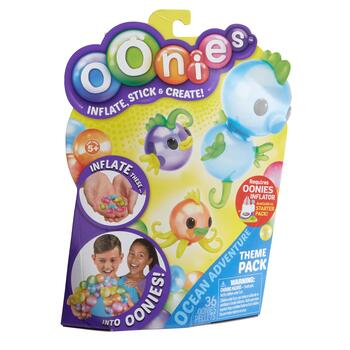 Oonies™ Ocean Adventure Theme Refill Pack