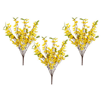 "22"" Forsythia Branches, Set of 3 view 1"