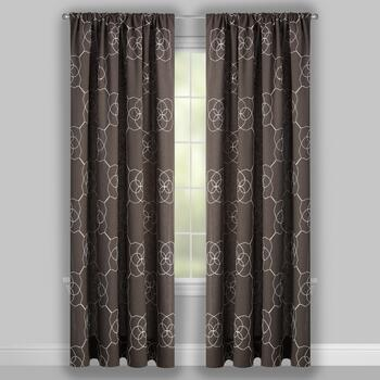 Valencia Window Curtains, Set of 2 view 2