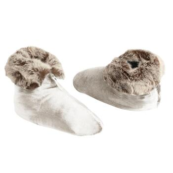 Ladies Slipper Boots