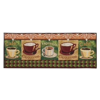"24""x60"" Cafe Tapestry Floor Runner"