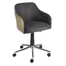 Two-Tone Rolling Office Chair