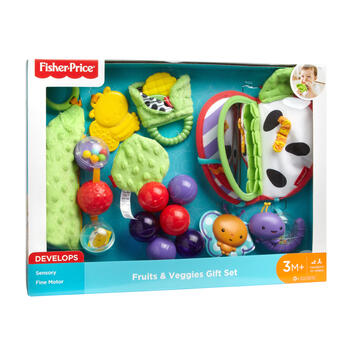 Fisher-Price® Fruits and Vegetables Gift Set view 1