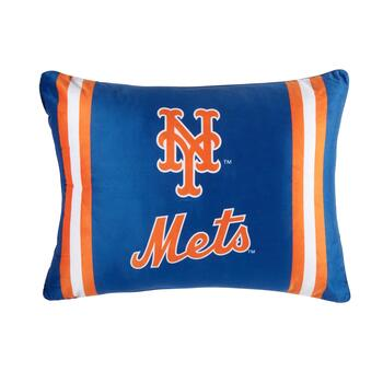 MLB New York Mets Throw Pillow